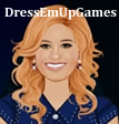 Kelly Clarkson Dressup