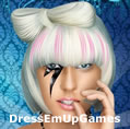 Laday Gaga Celebrity Makeover